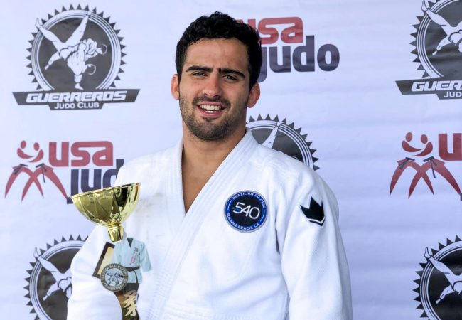 Gabriel Mendes wins another tournament in preparation for his Olympic dream