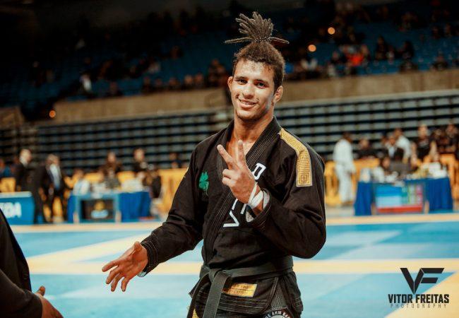 Guto Pereira analyzes fight against Erberth Santos