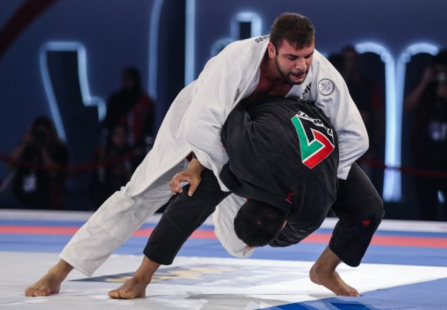 King of Mats returns with ten of the best heavyweights in the world competing in Russia