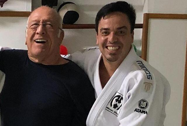 Sensei Georges Mehdi's most valuable lesson in humility, per Marcos Ayala