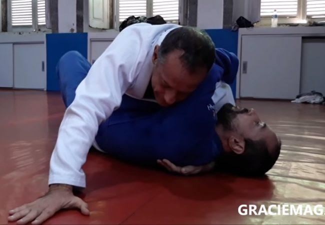 Vídeo: GMI Luiz Dias treina com DJ Marcelinho da Lua na GAS Jiu-Jitsu
