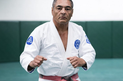 How to bounce back from the biggest beating life can hand you, with Rickson Gracie