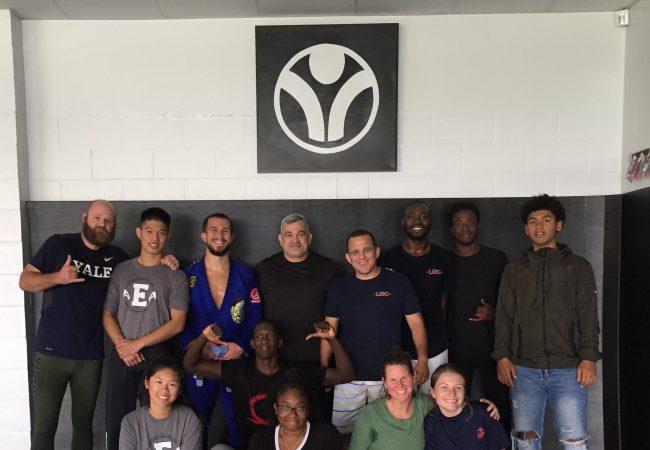 Brazilian jiu-jitsu in Orlando's public schools