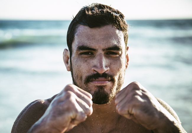 Kron Gracie's diet to shine in BJJ and in the UFC