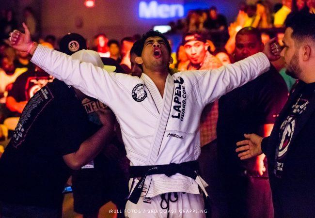 Manuel Ribamar on 3rd Coast Grappling win: 'I keep impressing myself'