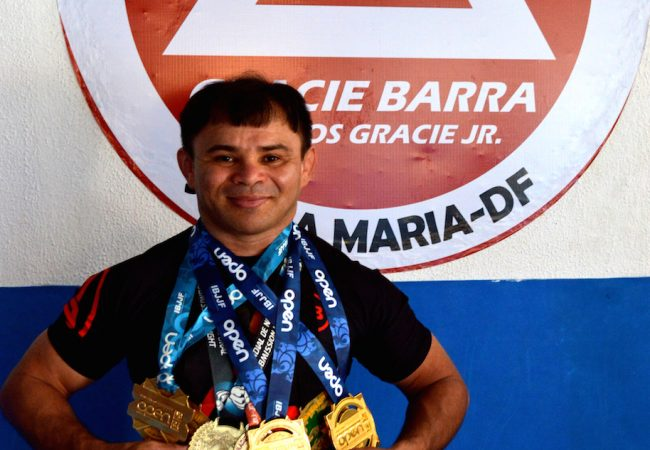 The art of sweeping giants, with Marcio Lima at the Fortaleza Open