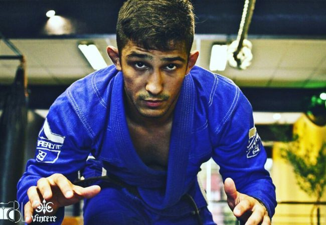 Pablo Mantovani plans to win by submission Saturday at Fight 2 Win 117