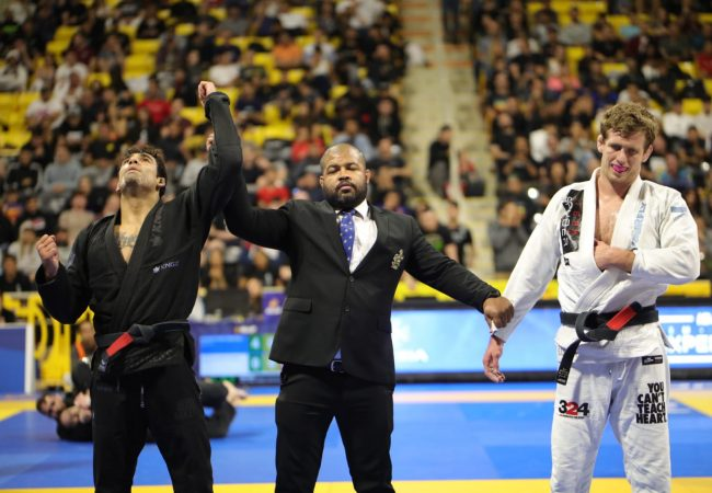 2019 Worlds: Marcus Buchecha vs. Leandro Lo and Bia Mesquita vs. Nathi de Jesus in the absolute finals