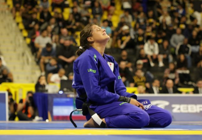 Entrevista exclusiva: Nathi de Jesus detalha vitória sobre Gabi Garcia no Jiu-Jitsu