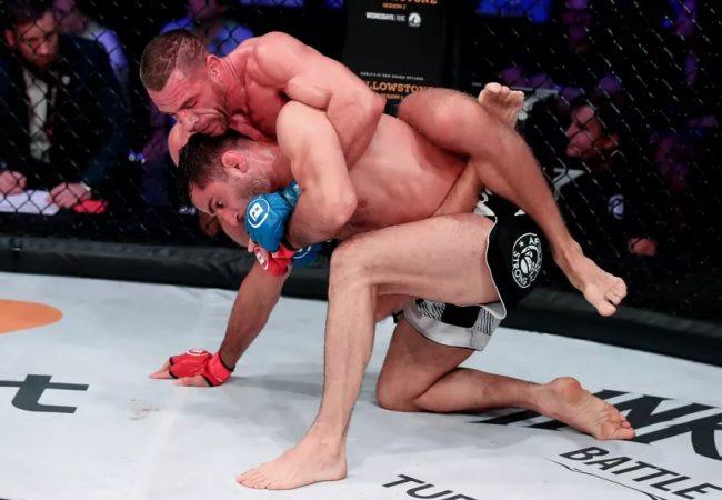 Rafael Lovato vence Gegard Mousasi e conquista cinturão no Bellator 223
