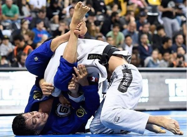 Instagram: uma vitória de virada no espírito do bom Jiu-Jitsu