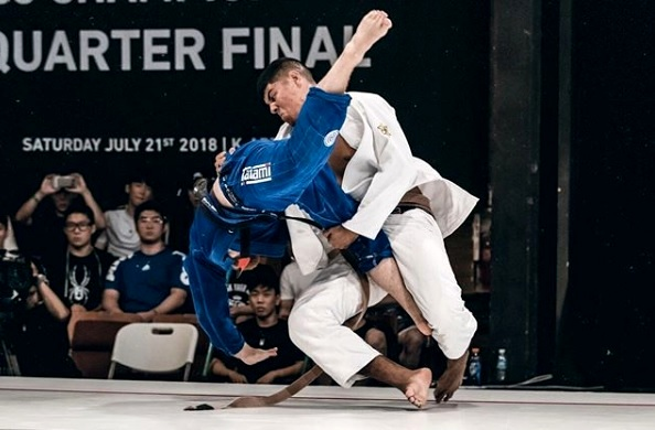 Victor Hugo prepares debut as black-belt, gets invited to ADCC 2019
