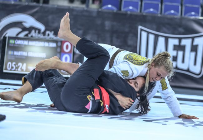 ADGS Tokyo: Martina Gramenius going to Japan looking to stay on top