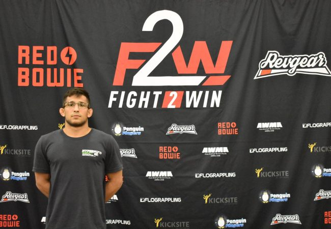 Pablo Mantovani explains how he got the submission at F2W 117