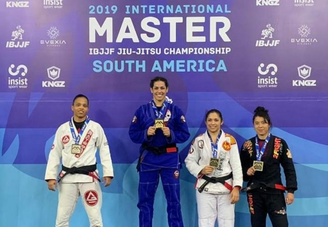 Carina Santi, Alberto Ramos and more winners from the Int'l Master Championship South America