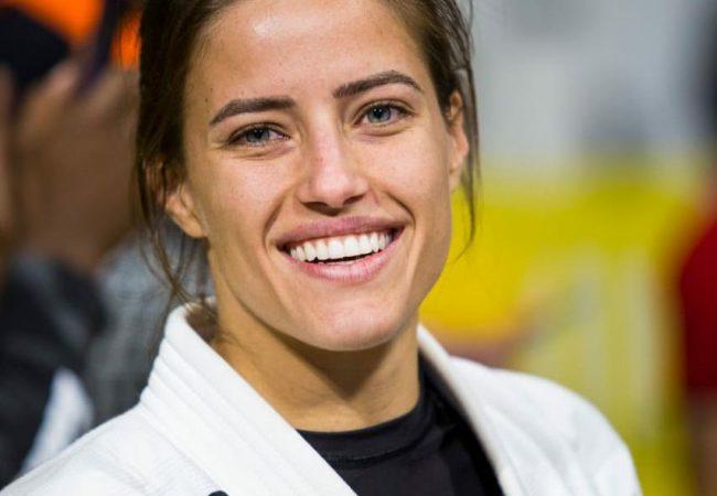4 lições para você evoluir no Jiu-Jitsu hoje mesmo, com a campeã Ana Schmitt