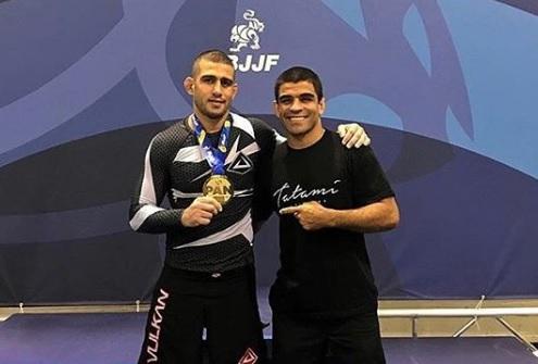 Rômulo Caju, Vitor Shaolin e a mente de campeão para vencer no Jiu-Jitsu e na vida