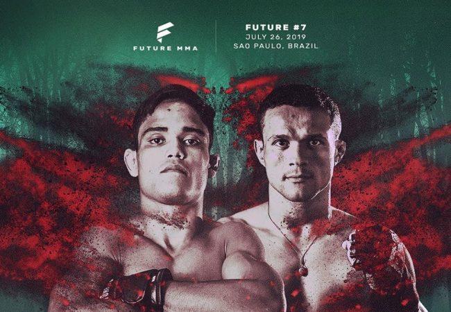 Future MMA 7 terá disputa de cinturão e card escolhido pelo público