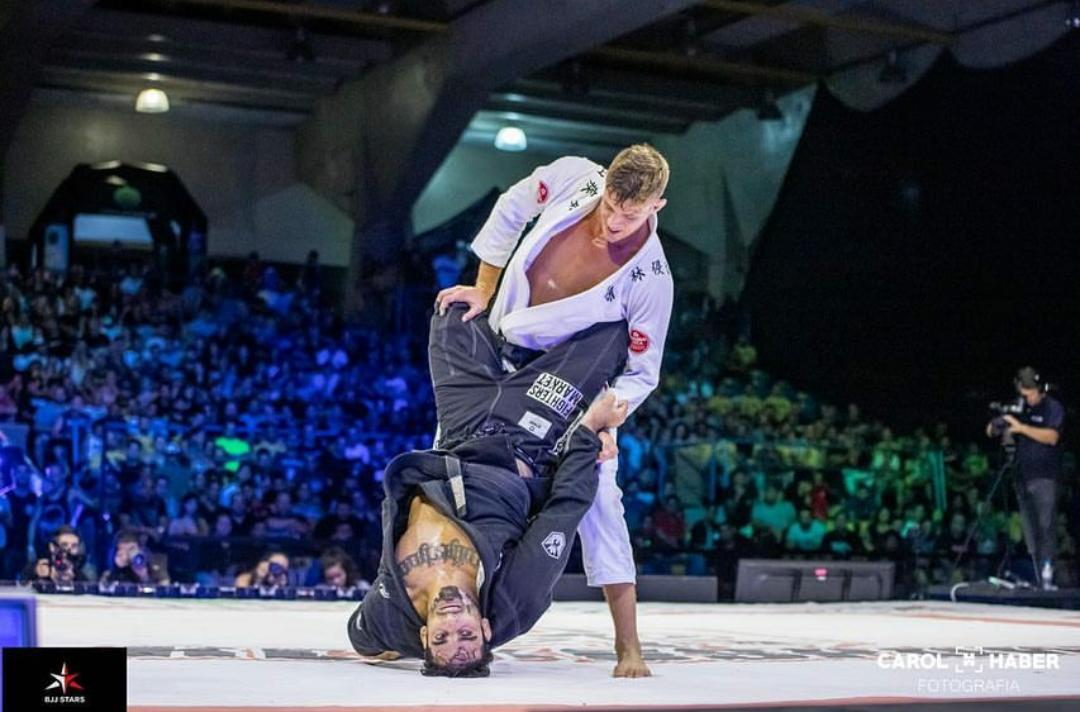 Fepa Lopes and the adjustments made for a better BJJ Stars