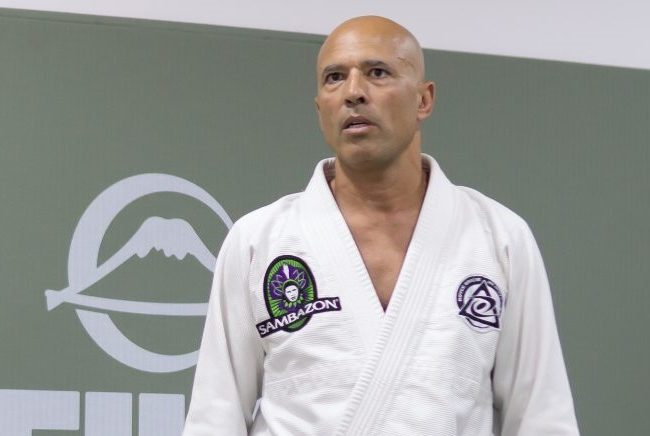 Royce Gracie, the last of his kind