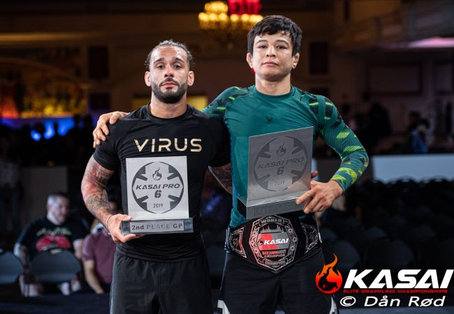 Unity wins big at Kasai Pro 6