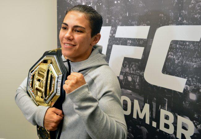 Entrevista: Jéssica Bate-Estaca e os desafios para vencer Weili Zhang no UFC China