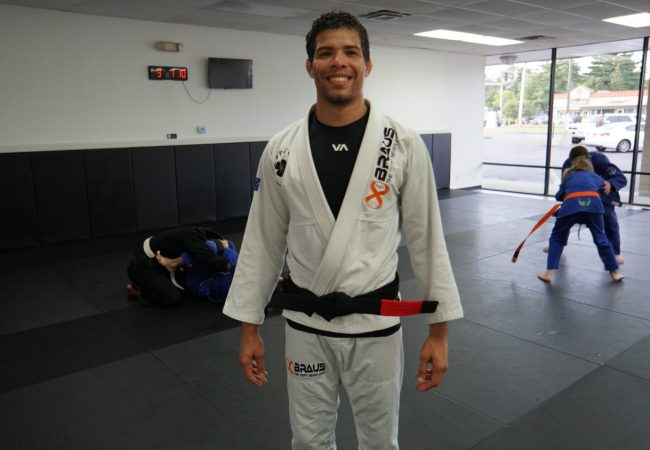 From ice pop vendor to BJJ black-belt: new GFTeam star joins sport's elite