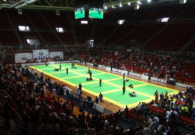 Inscrições abertas para o Mundial de Jiu-Jitsu Profissional da CBLP