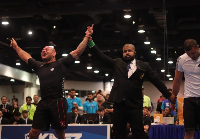 Interview: Roberto Cyborg details his wins from the IBJJF No-Gi GP