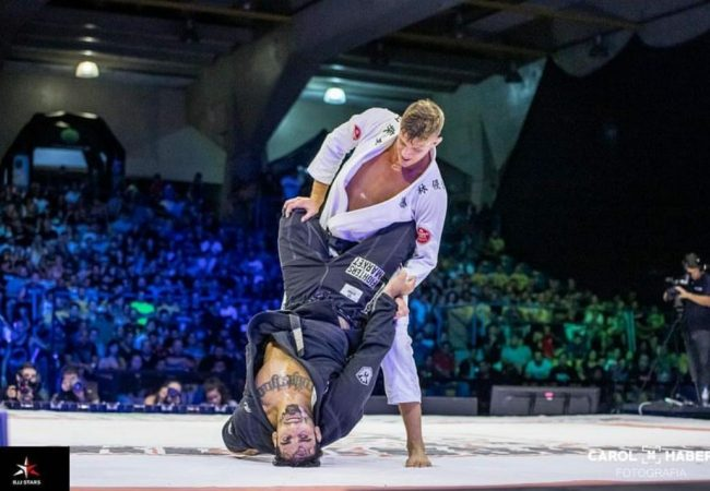 Fepa Lopes and the adjustments made for a better BJJ Stars in São Paulo
