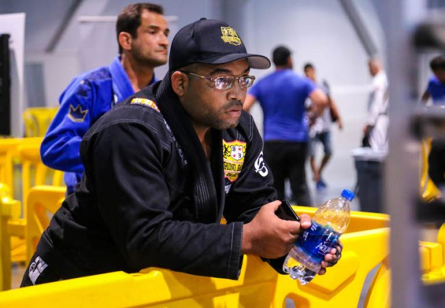 """Bruno Bastos vibra com sucesso no Texas: """"Academia top 10 da IBJJF até o fim do ano"""""""
