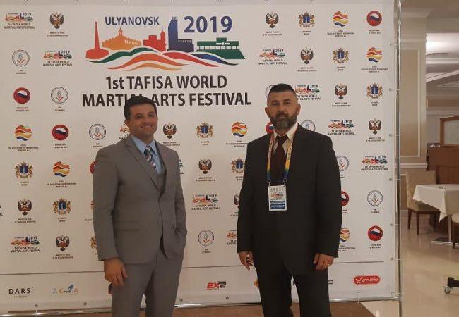 Jiu-Jitsu se destaca em festival internacional da Tafisa