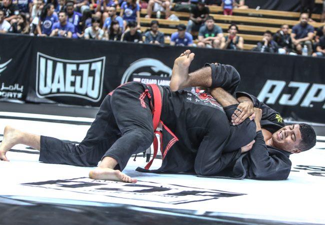 Confira os destaques inscritos no Abu Dhabi Grand Slam de Los Angeles