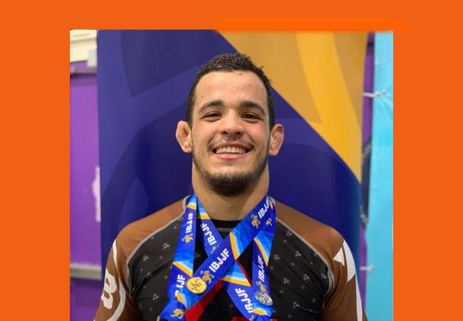 After last-minute invite, Pedro Marinho hopes to wow at ADCC 2019