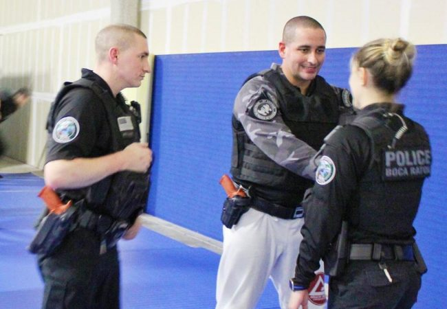 GMI Rodrigo Prujansky detalha por que o Jiu-Jitsu é fundamental para o trabalho policial
