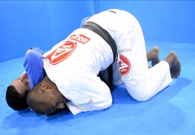 GMI: Kléber Buiú ensina ataque duplo do kata-gatame na Gracie Barra Parque Olímpico