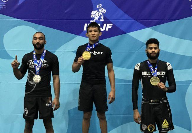 Após bicampeonato no Pan-Americano No Gi, Lucas Pinheiro agora vai atrás de ouro inédito no Mundial