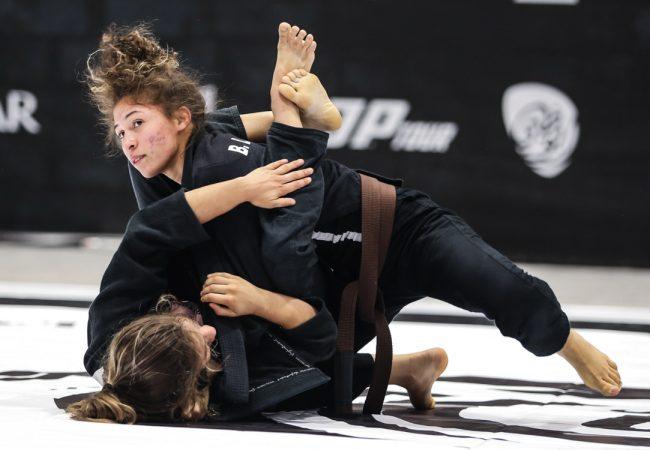 Brenda Larissa quer repetir o ouro de Los Angels no Abu Dhabi Grand Slam do Rio