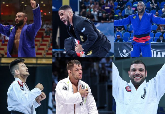 Abu Dhabi King of Mats: 3 crowns on the line as champions meet in Rio