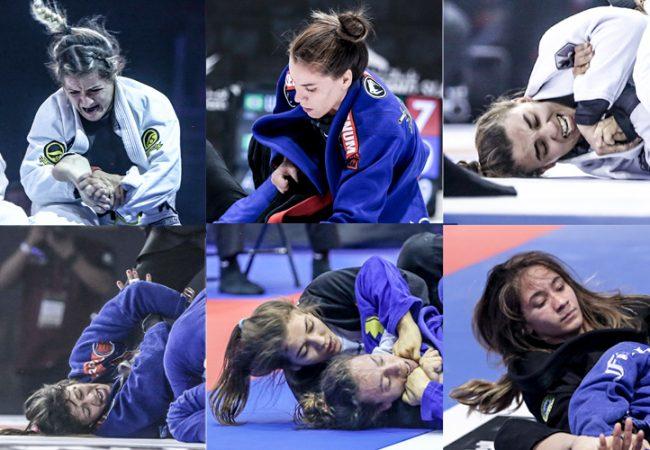 "Estreia do ""Queen of Mats"" marca Jiu-Jitsu feminino no Abu Dhabi Grand Slam no Rio"
