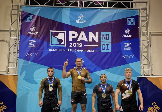 A No-Gi Pan champion, brown-belt sensation wants to repeat feat at No-Gi Worlds