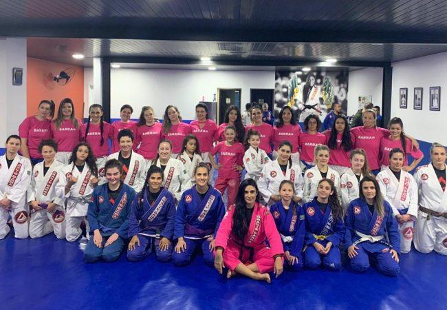 """Nika Schwinden (GB Curitiba): """"Nada além da cor da faixa me diferencia das alunas"""""""