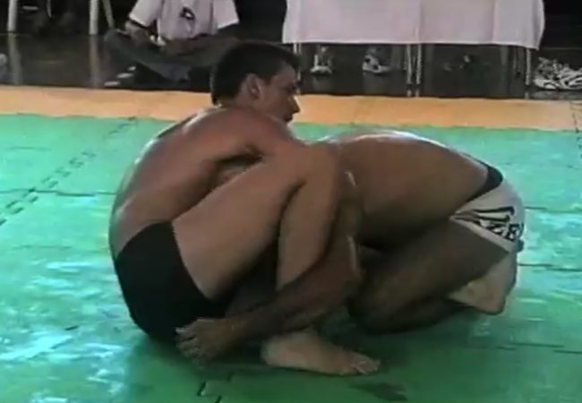 From Paquetá's vault: Demian Maia vs. Léo Dalla at the ADCC 2001 trials