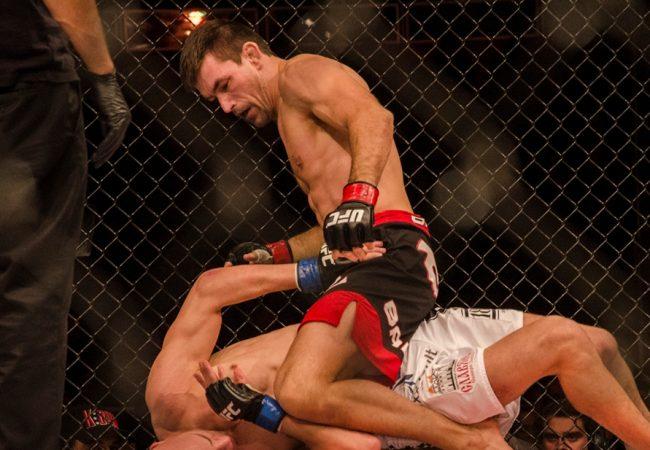 Vídeo: Reveja a finalização de Demian Maia sobre Ben Askren no UFC Cingapura