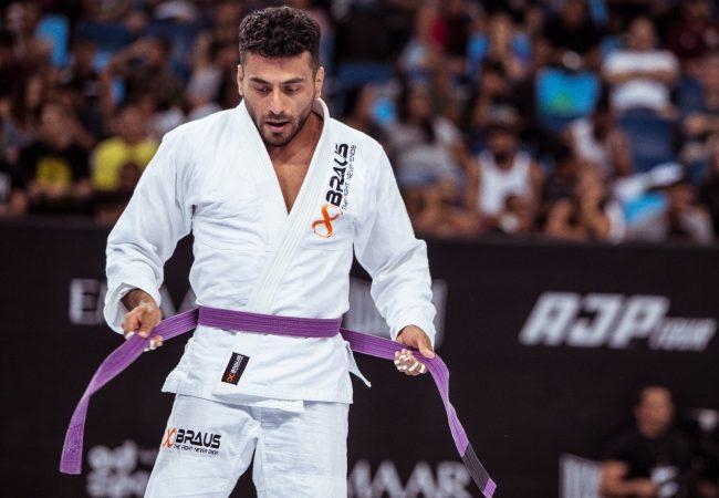 Qual é o melhor conselho para um faixa-roxa de Jiu-Jitsu?