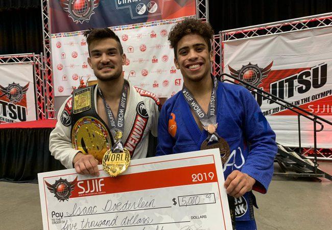 Confira os resultados finais do SJJIF World Jiu-Jitsu Championship 2019