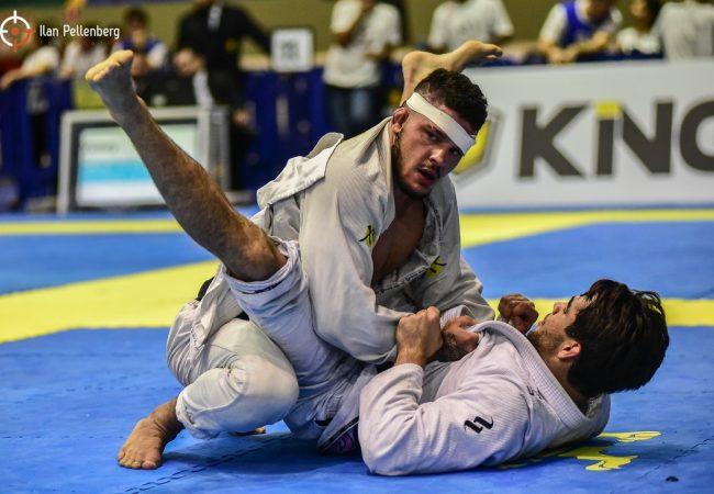 CBJJ South American: Bia Basílio wins double gold; Yan Pica-Pau wins absolute