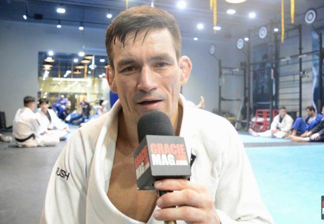 Vídeo: Demian Maia chega à Coreia e analisa nova geração do Jiu-Jitsu