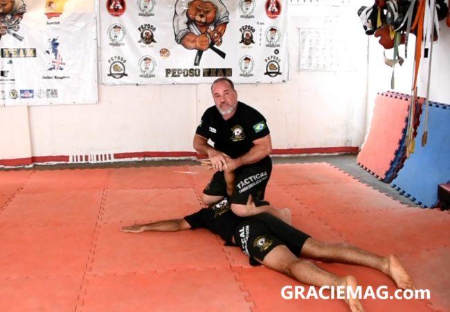 Vídeo: Paulo Peposo ensina movimentos de defesa pessoal com o Jiu-Jitsu