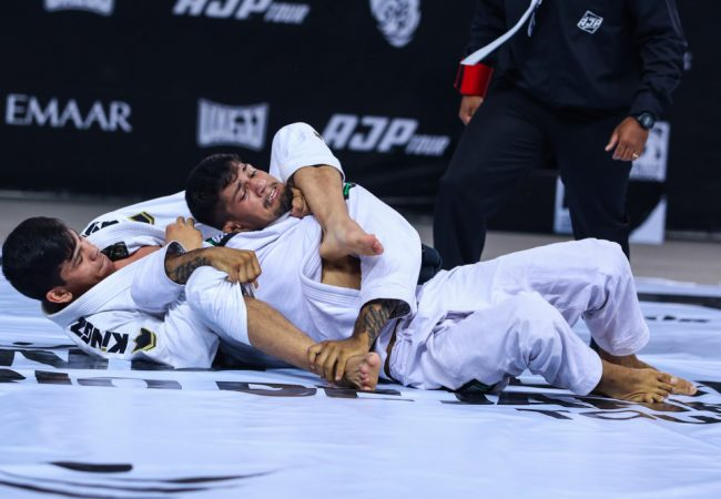 Abu Dhabi recebe a quinta etapa do Grand Slam de Jiu-Jitsu com nomes de peso